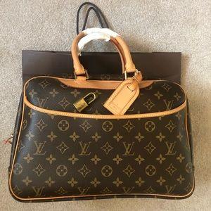 VINTAGE LV Louis Vuitton Deauville Bag